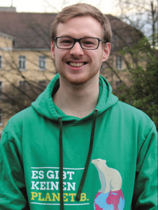 Gregor Kreuzer (Beisitzer)
