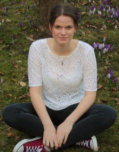 Carolin Miesner (Schatzmeisterin)