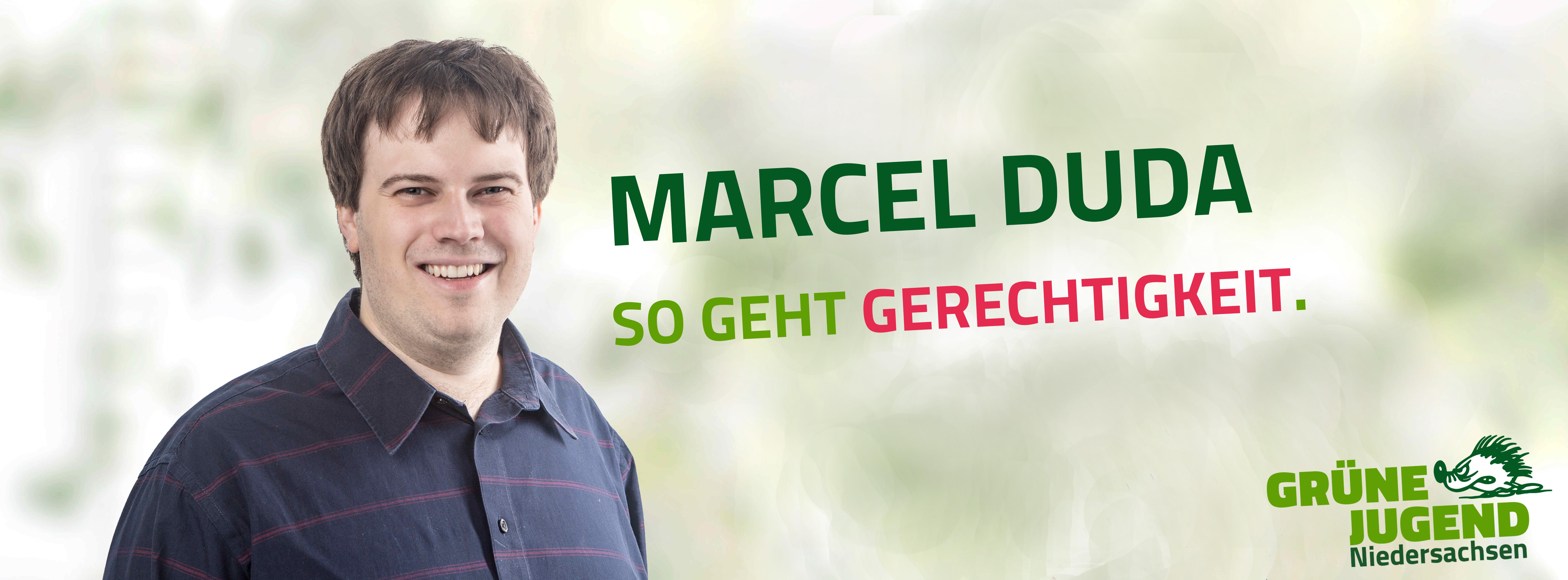 Marcel Duda Kandidat für die Bundestagswahl 2017