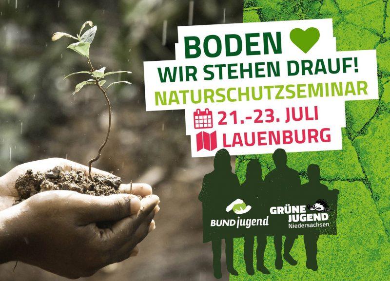 Naturschutzseminar 2017 in Lauenburg